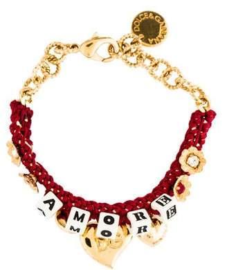 Dolce & Gabbana Amore Bracelet