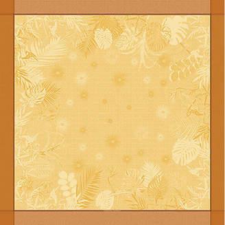 Garnier Thiebaut France) Borneo Tablecloth - Amber