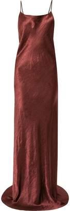 Ann Demeulemeester low-back evening dress