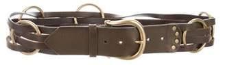 Linea Pelle Leather Waist Belt