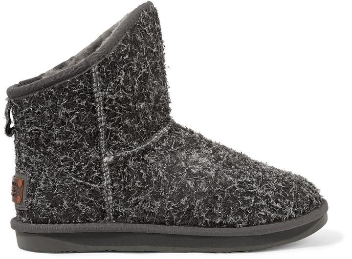 Australia Luxe CollectiveAustralia Luxe Collective Cosy Short shearling boots
