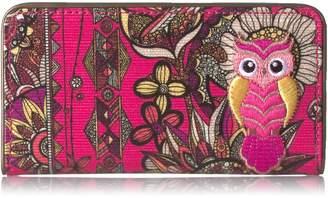 Sakroots Artist Circle Slim Wallet Wallet