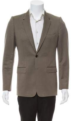 Burberry Notched-Lapel Blazer