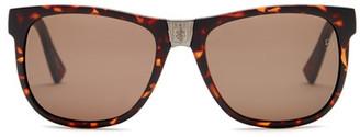 Ermenegildo Zegna Women&s Injected Collapsible Sunglasses $395 thestylecure.com