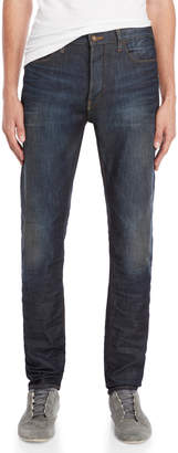 Armani Jeans Low Waist Tight Leg Jeans