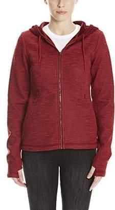 Bench Women's Bonded Short Velvet Jacket (Black Beauty Bk11179)