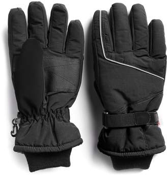 Tek Gear Boys 4-20 Ski Gloves