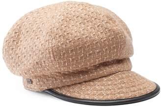 Betmar Women's Caron Patterned Cadet Hat