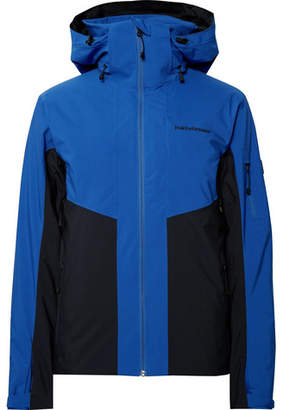 Peak Performance Hipe Core+ Hooded Ski Jacket