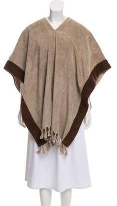 Lisa Marie Fernandez Terry Cloth Oversize Cover-Up