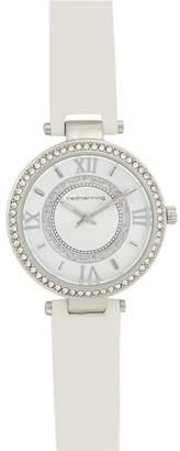 Red Herring Ladies' Silver Diamante Analogue Watch