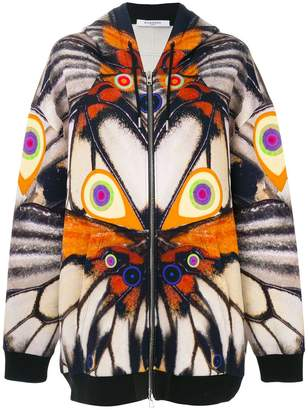 Givenchy wings print hoodie