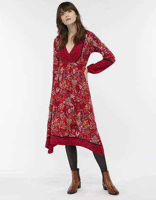 Monsoon Siobhan Printed Dress