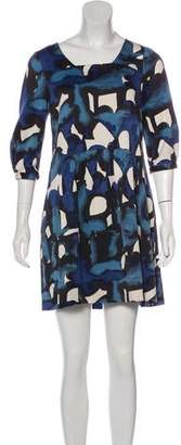 Essentiel Antwerp Printed Mini Dress