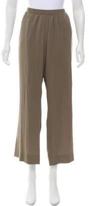 Fabiana Filippi High-Rise Wide-Leg Pants