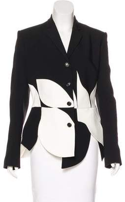 Antonio Berardi Asymmetrical Tailored Blazer w/ Tags