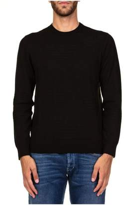 Emporio Armani Viscose Blend Sweater