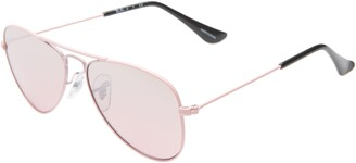 Ray-Ban Junior 50mm Tinted Aviator Sunglasses