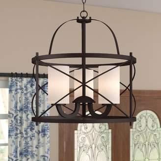Co Darby Home Farrier 3-Light Foyer Pendant