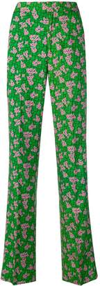 Pt01 floral trousers