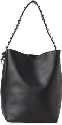 Dream Control Two-Toned Double Strap Mathile Hobo Bag