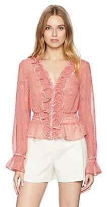 Finders Keepers findersKEEPERS Women's Horizons Longsleeve Shirt