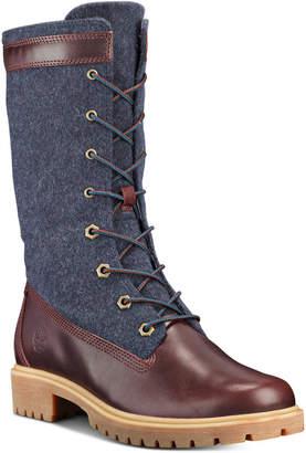 Timberland Women's Jayne Warm Gaiter Boots Women's Shoes