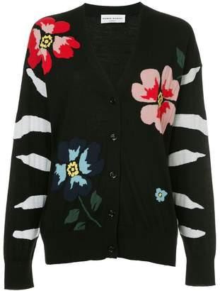 Sonia Rykiel flower cardigan