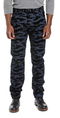 True Religion Brand Jeans Rocco Camo Skinny Fit Jeans