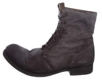 A Diciannoveventitre Adiciannoveventitre Culatta Derby Boots