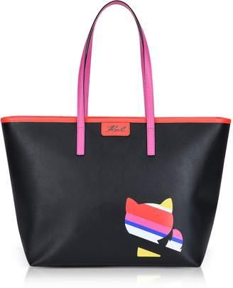 Karl Lagerfeld K/Stripes Fun Shopper