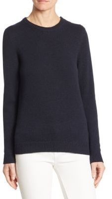 Ralph Lauren Collection Nautical Cashmere Pullover $890 thestylecure.com