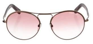 0ddac4512c7 Tom Ford Aviator Glasses - ShopStyle