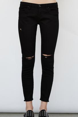 Blank NYC BlankNYC Black Distressed Skinny