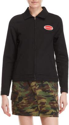 Dickies Black Eisenhower Denim Jacket