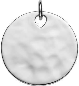 Monica Vinader Havana bar sterling silver pendant