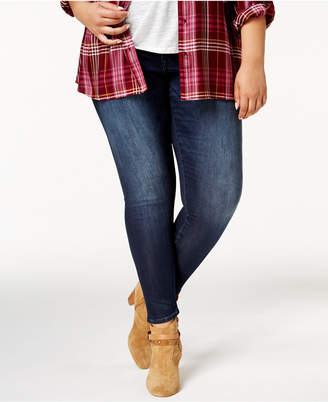 Seven7 Jeans Trendy Plus Size Skinny Jeans