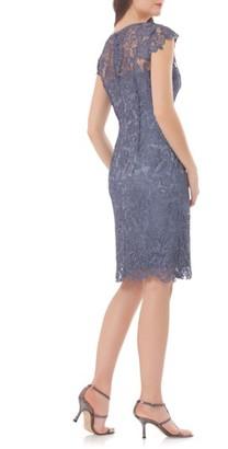 Women's Js Collections Lace Sheath Dress $198 thestylecure.com
