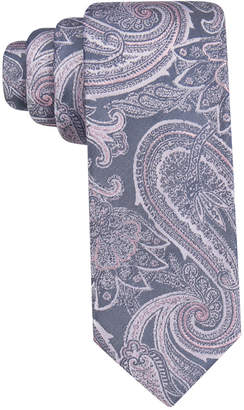 Ryan Seacrest Distinction Men's Wakefield Paisley Slim Tie, Created for Macy's