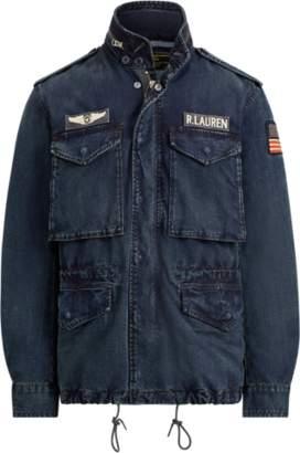 Ralph Lauren Denim Field Jacket