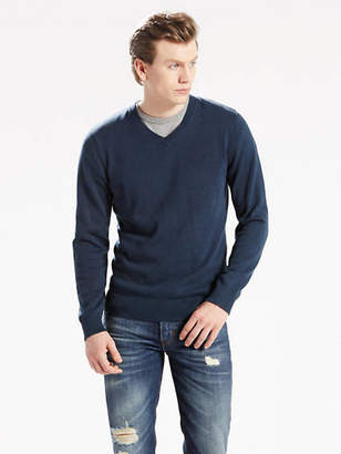Levi's Classic V-Neck Sweater