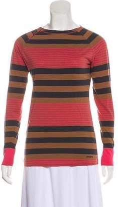 Patagonia Striped Long Sleeve T-Shirt