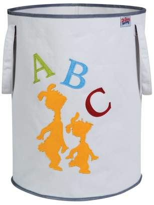 Trend Lab Dr. Seuss ABC Fabric Storage Bin