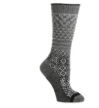 Smartwool Snowflake Flurry Women's Boot Socks