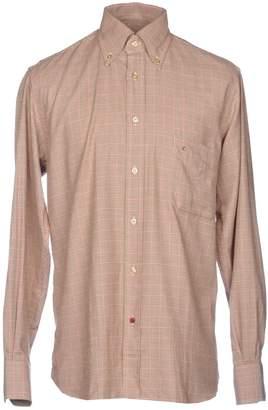 CÀRREL RED BUTTON Shirts - Item 38762975AO