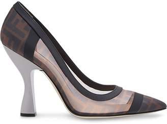 Fendi slip-on court shoes