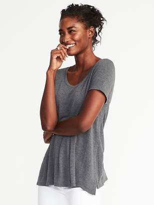 Old Navy Maternity Side-Slit Nursing Tee