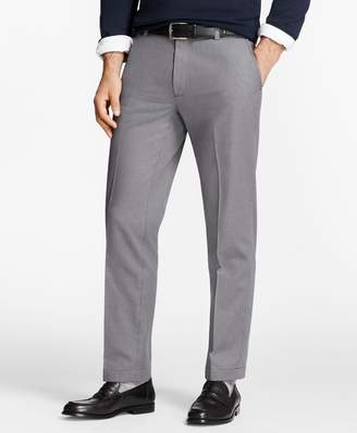 Brooks Brothers Milano Fit Houndstooth Stretch Advantage Chinos