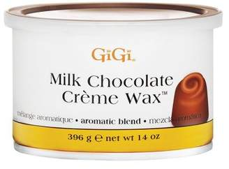 GiGi Milk Chocolate Creme Wax - Milk Chocolate 14 oz. (Pack of 3)
