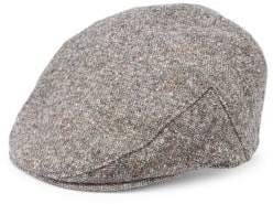 Saks Fifth Avenue COLLECTION Tweed Ivy Cap with Ear Flaps